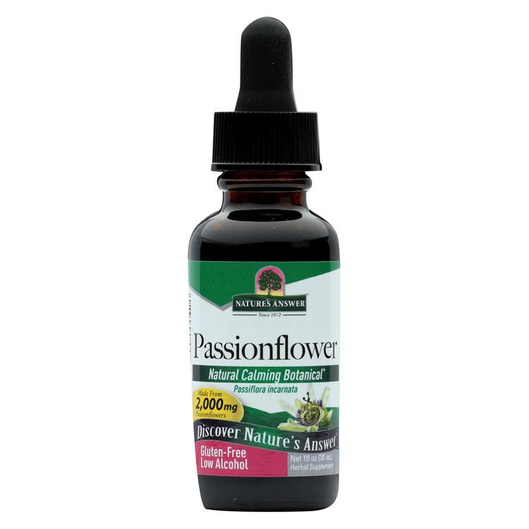 Nature's Answer - Passionflower Herb - 1 fl oz