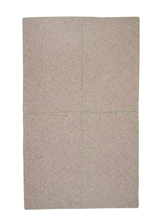 Colonial Mills Floor Decor Moxie Pink 9'x12' Rectangle Rug