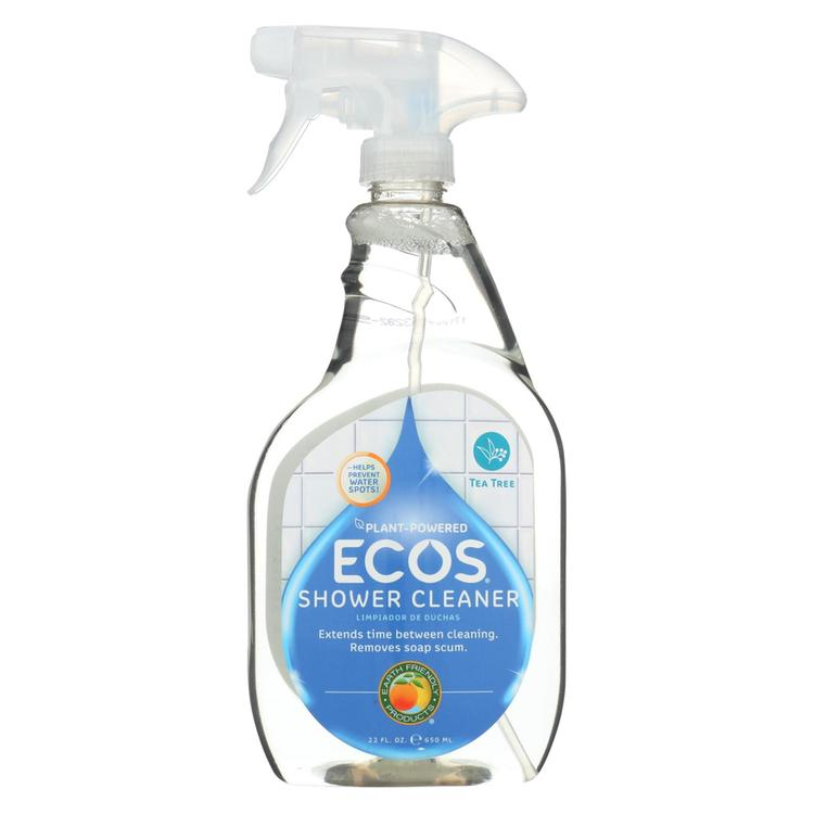 Earth Friendly Shower Cleaner - Case of 6 - 22 FL oz.