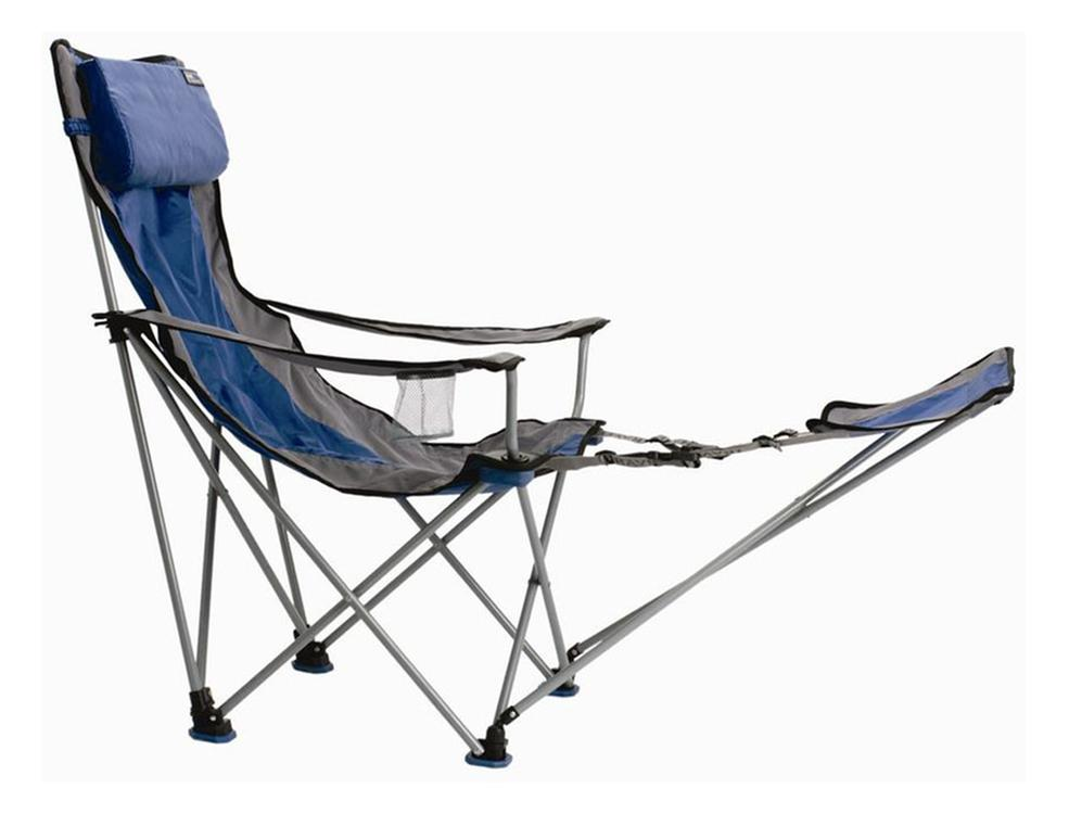 Travel Chair Big Bubba - Blue