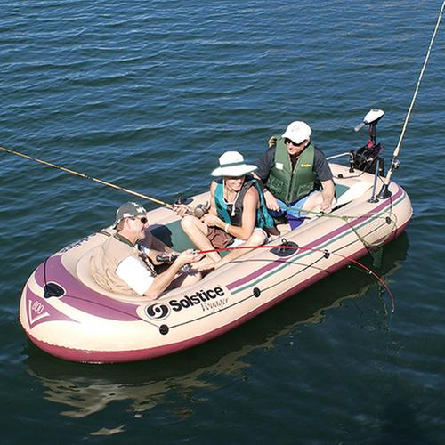 Voyager Inflatable 6 Person Boat