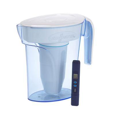 Spacesaver Blue Pitcher 6Cup