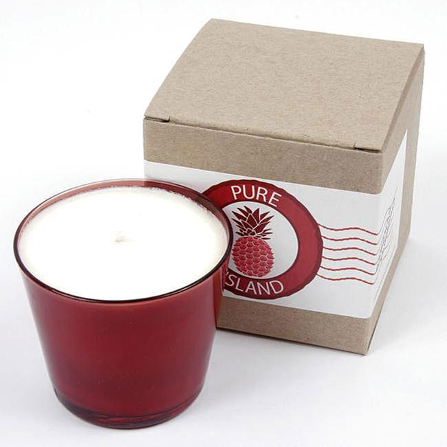 Pure Island Hawaiian Plumeria Candle 8oz