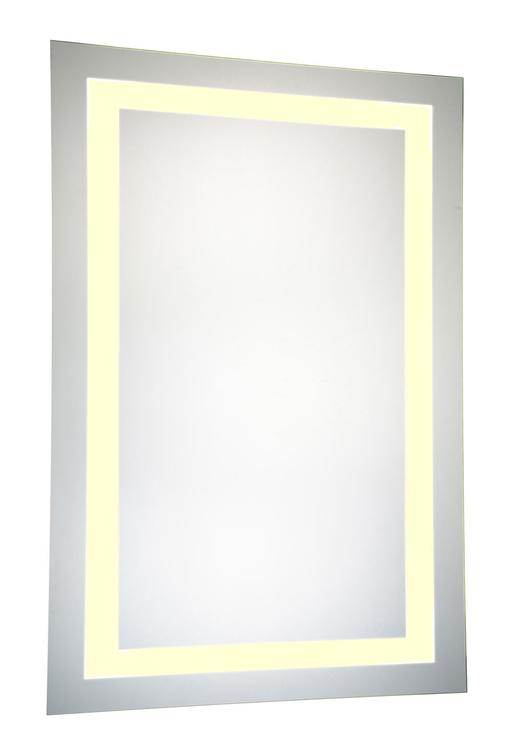 """Elegant Lighting LED Electric Mirror Rectangle 24""""W x 40""""H Dimmable 3000K"""