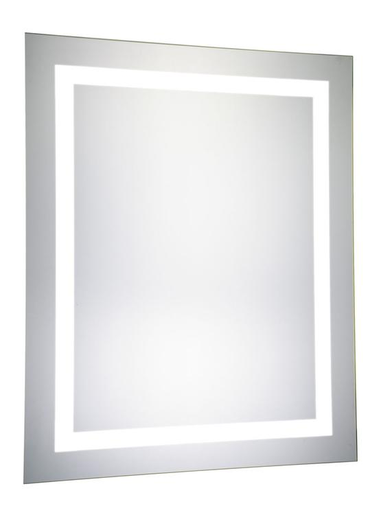 "Elegant Lighting LED Electric Mirror Rectangle 24""W x 30""H Dimmable 5000K"