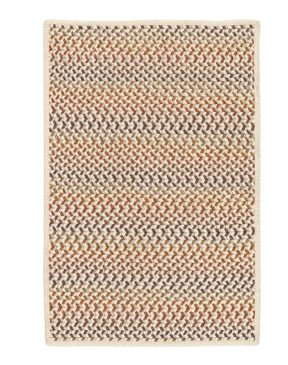 Colonial Mills Chapman Wool Autumn Blend 7'x9' Rectangle Area Rug