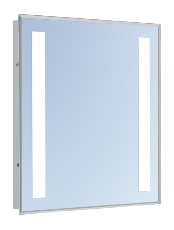 """Elegant Lighting 2 Sides LED Electric Mirror Rectangle 32""""W x 40""""H Dimmable 3000K"""