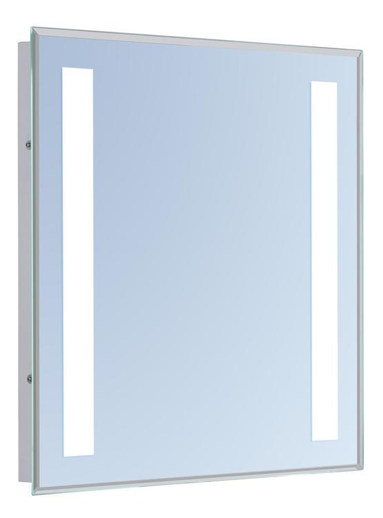 """Elegant Lighting 2 Sides LED Electric Mirror Rectangle 20""""W x 30""""H Dimmable 5000K"""