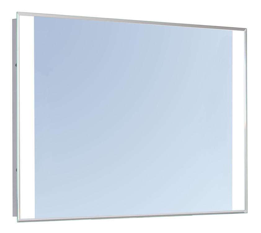 """Elegant Lighting 2 Sides LED Edge Electric Mirror Rectangle 24""""W x 30""""H Dimmable 5000K"""