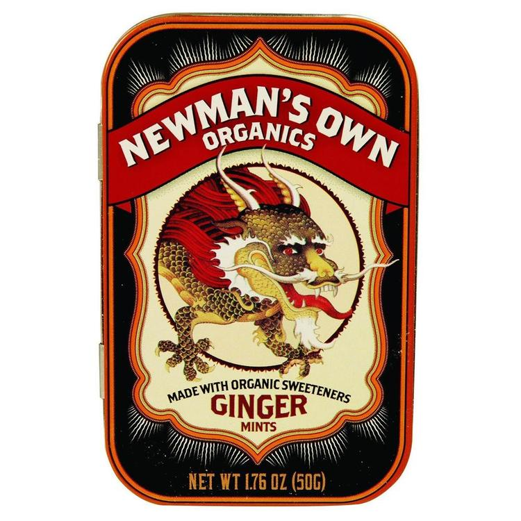 Newman's Own - Ginger Mints ( 12 - 1.76 OZ)