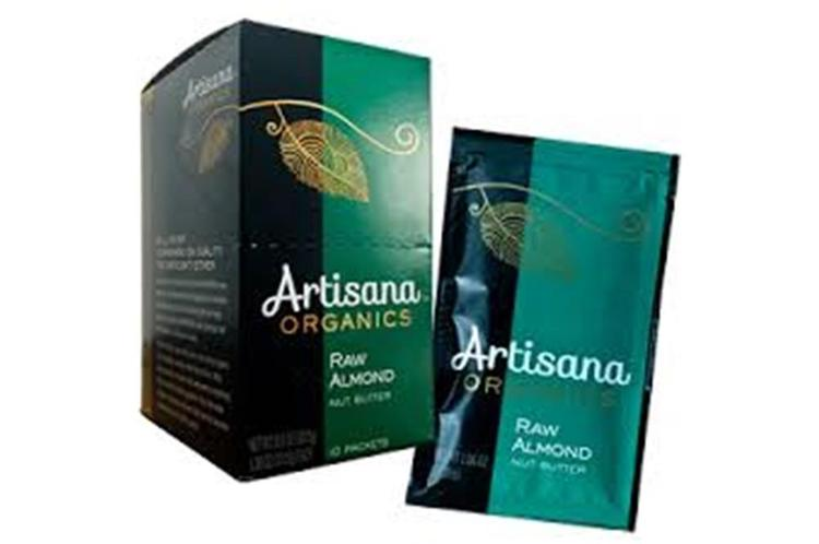 Artisana - Almond Butter Raw Squeeze Pack ( 10 - 1.06 OZ)