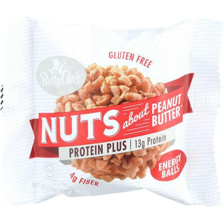 Betty Lou's - Protein Plus Peanut Butter Nut Balls ( 12 - 1.7 OZ)
