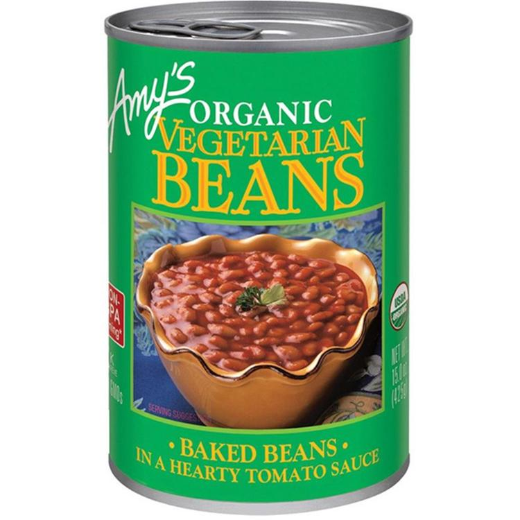 Amy's - Organic Vegetarian Baked Beans ( 12 - 15 OZ)