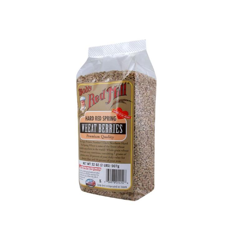 Bob's Red Mill - Hard Red Spring Wheat ( 4 - 32 OZ)
