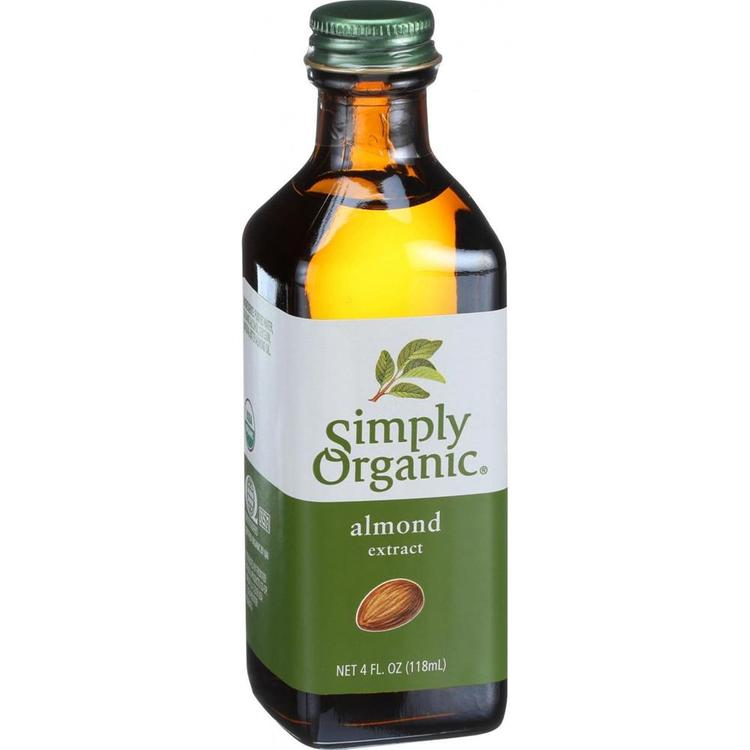 Simply Organic - Almond Extract ( 6 - 4 FZ)