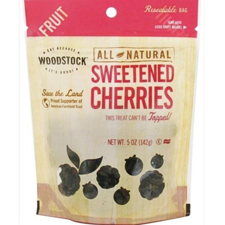 Woodstock Farms - Sour Tart Cherries ( 8 - 5 OZ)