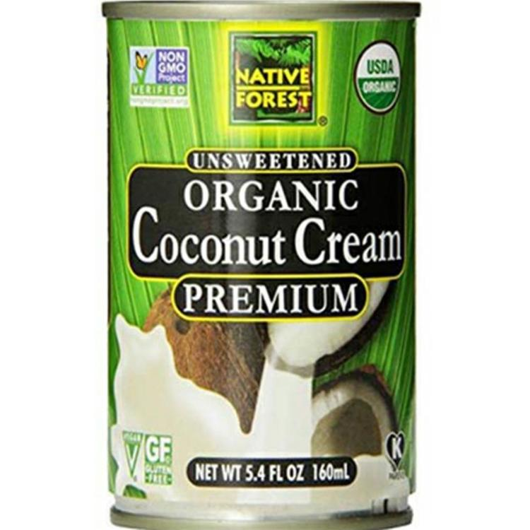 Native Forest - Coconut Cream ( 12 - 5.4 oz cans)