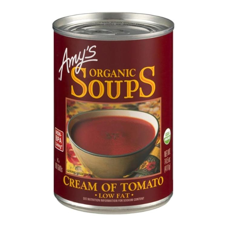 Amy's - Organic Cream Of Tomato Soup ( 12 - 14.5 oz cans)