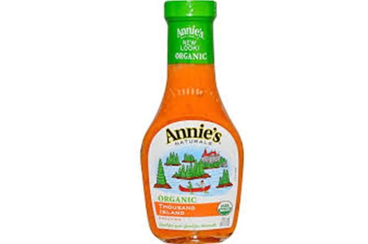 Annie's Homegrown - Organic Thousand Island Dressing ( 6 - 8 oz bottles)