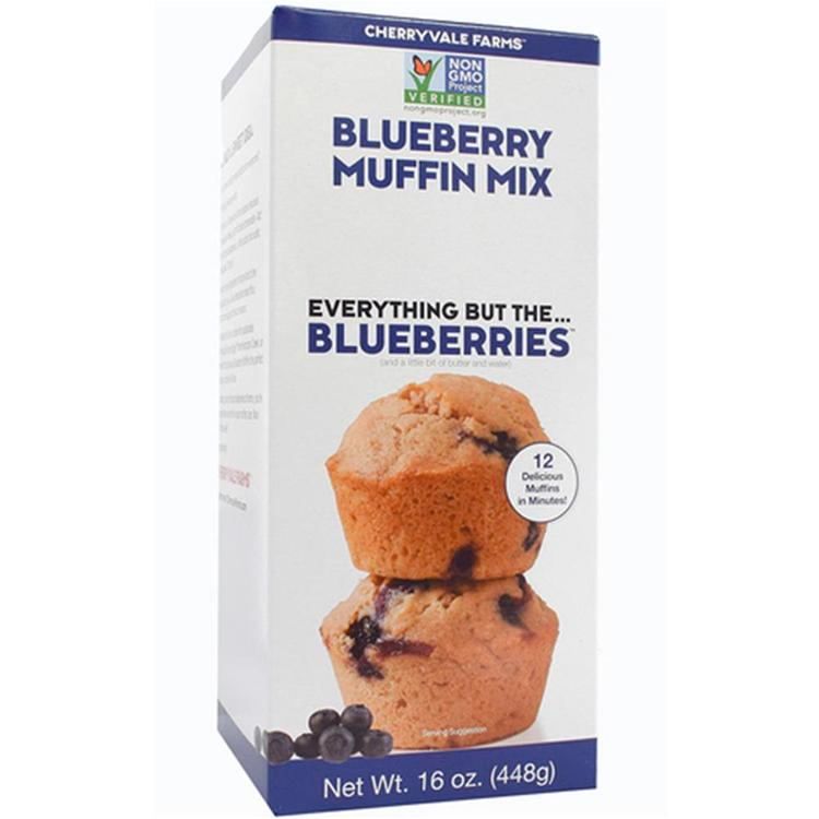 Cherryvale Farms  - Blueberry Muffin Mix ( 6 - 16 oz bags)