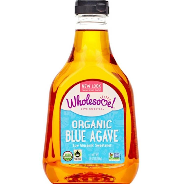 Wholesome! - Raw Blue Agave ( 6 - 44 oz bottles)