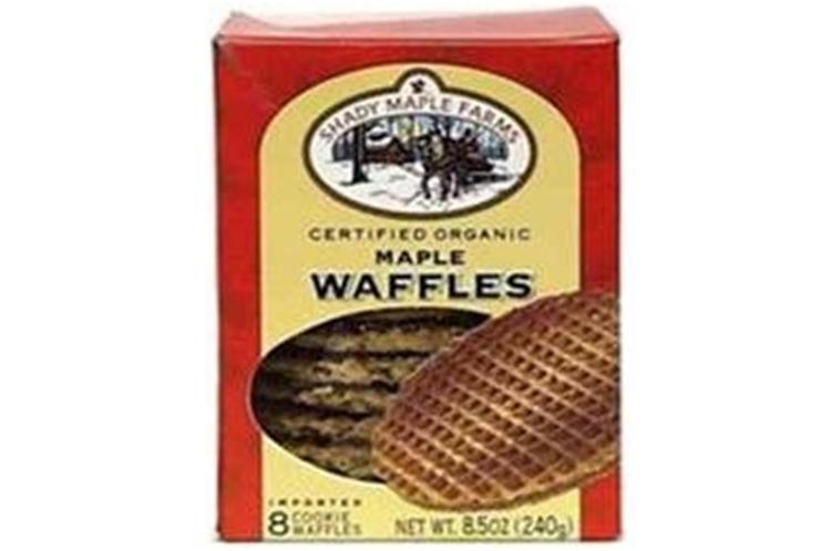 Shady Maple Farms - Maple Waffle Cookies ( 8 - 8.5 oz boxes)