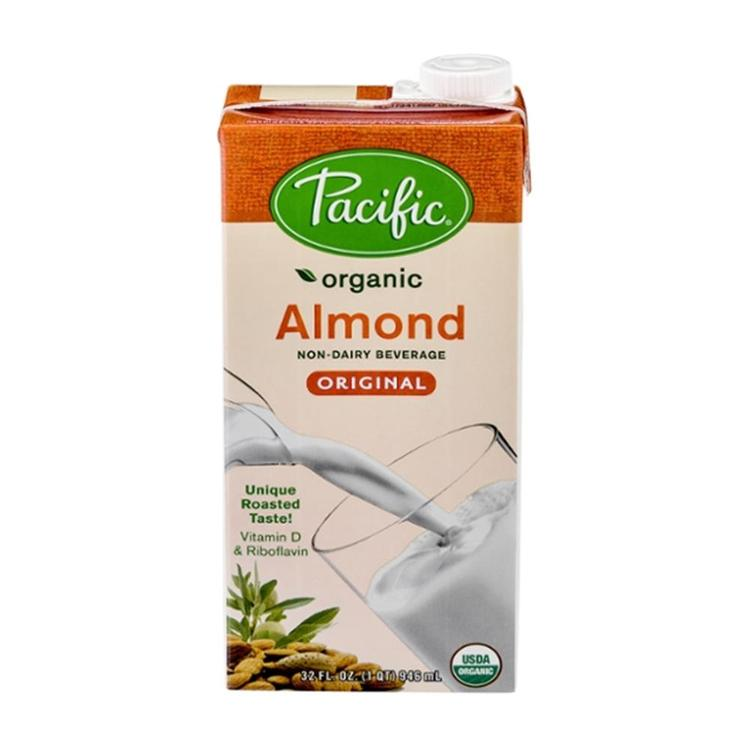 Pacific Natural Foods - Naturally Almond Milk ( 3 - 32 oz boxes)
