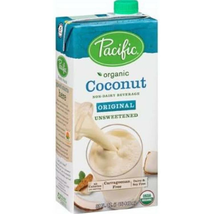Pacific Natural Foods - Original Unsweetened Coconut Beverage ( 12 - 32 oz cans)