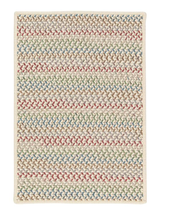 Colonial Mills Chapman Wool Spring Mix 4'x6' Rectangle Area Rug