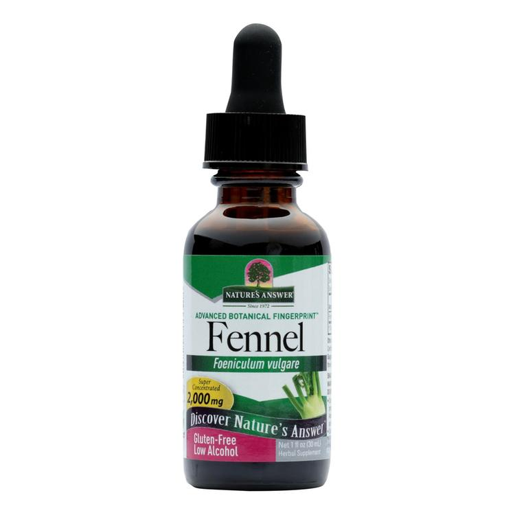 Nature's Answer - Fennel Seed - 1 fl oz
