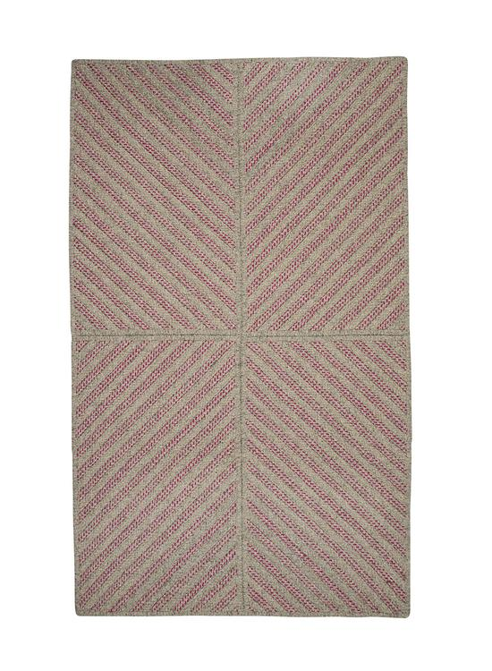 Colonial Mills Floor Decor Moxie Magenta 12'x15' Rectangle Rug