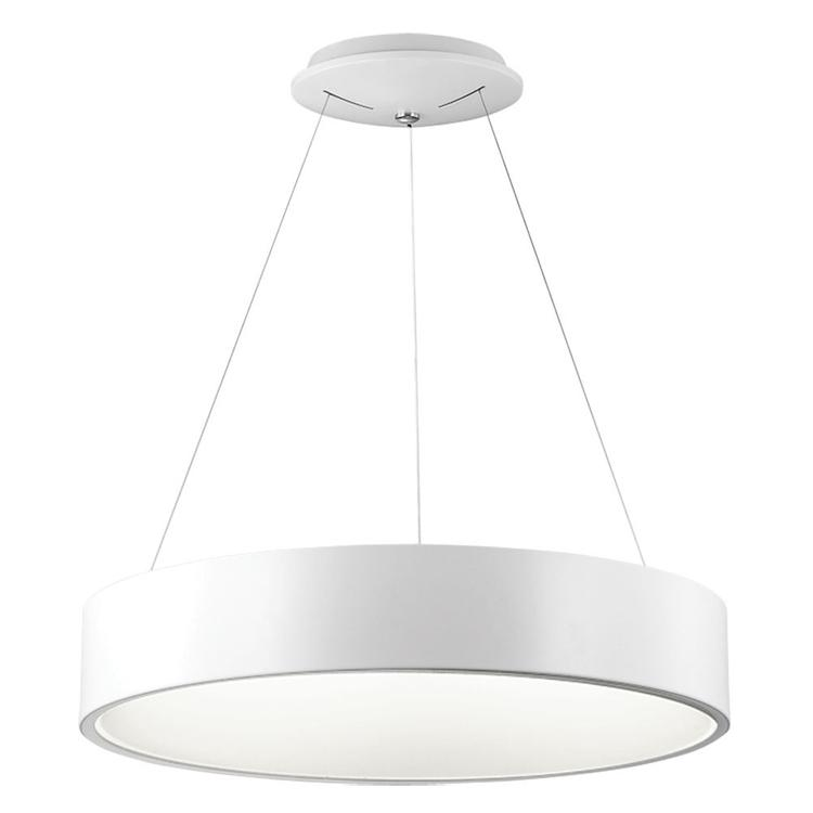Dainolite Home Decorative LED Swing Arm Wall Lamp with Cord Cover Satin Chrome Finish