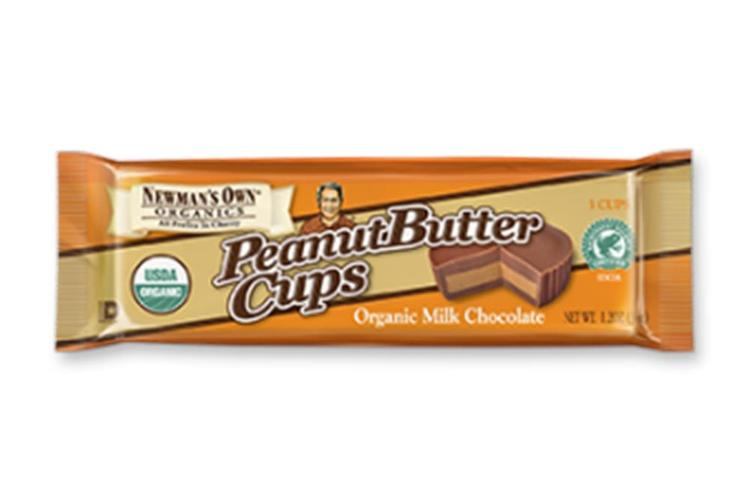Newman's Own - Milk Chocolate Peanut Butter Cups ( 16 - 1.2 OZ)