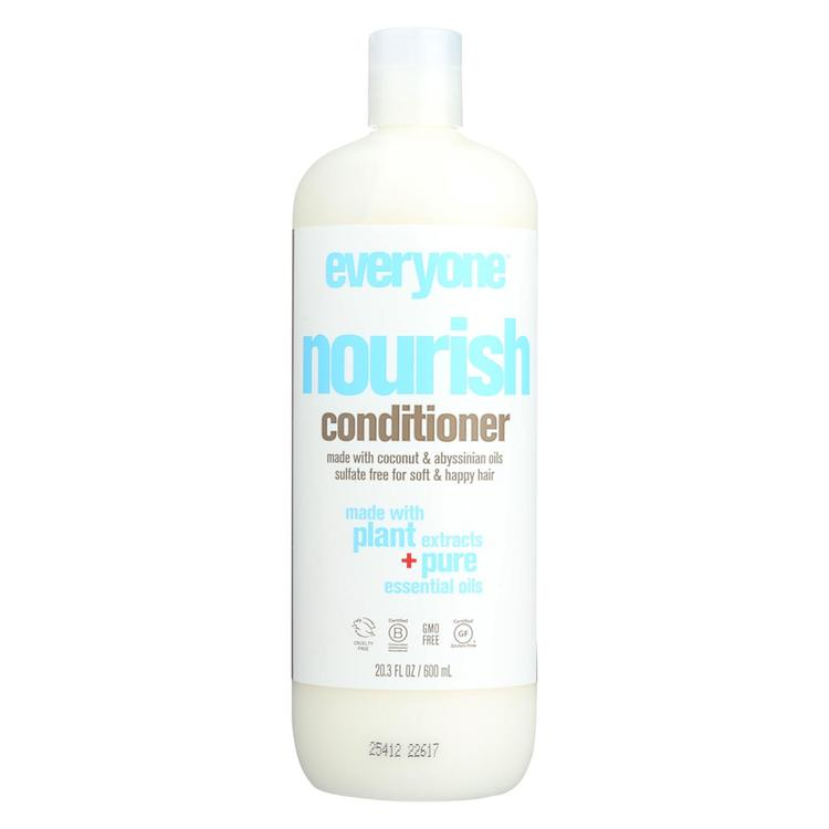 EO Products Conditioner - Sulfate Free - Everyone Hair - Nourish - 20 fl oz
