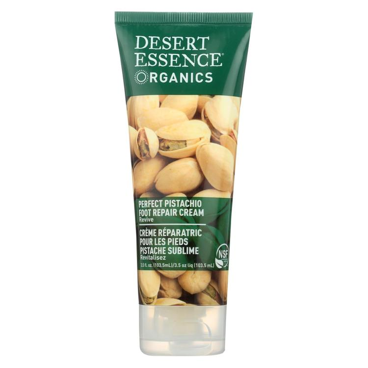 Desert Essence Foot Repair Cream Pistachio - 3 fl oz