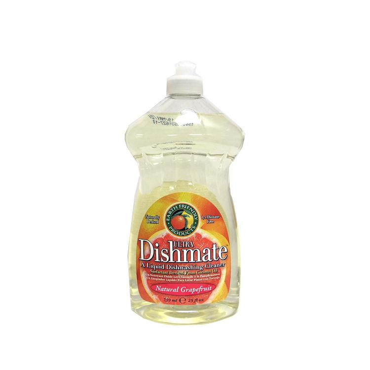 Earth Friendly Products Ultra Dishmate Natural Grapefruit 25 oz