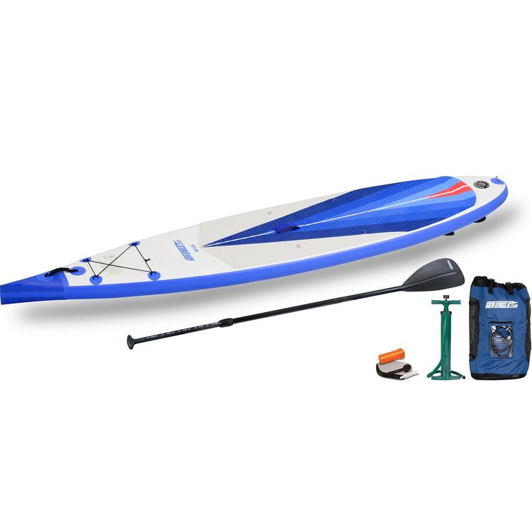 Sea Eagle Paddle Board Needle Nose 126 SUP Package