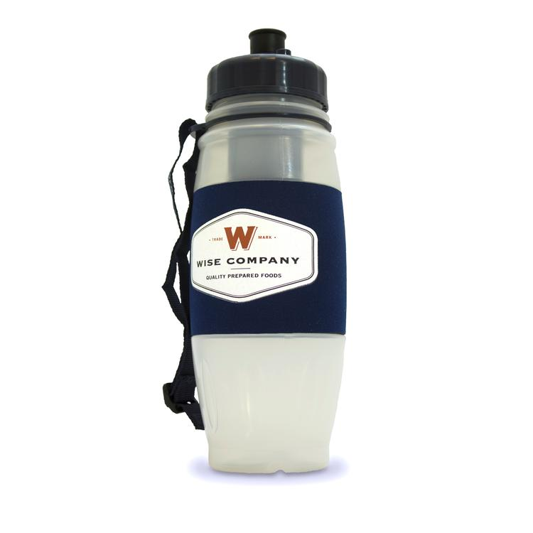 Wise Water Bottle Powered by Seychelle  -  6ct Pack