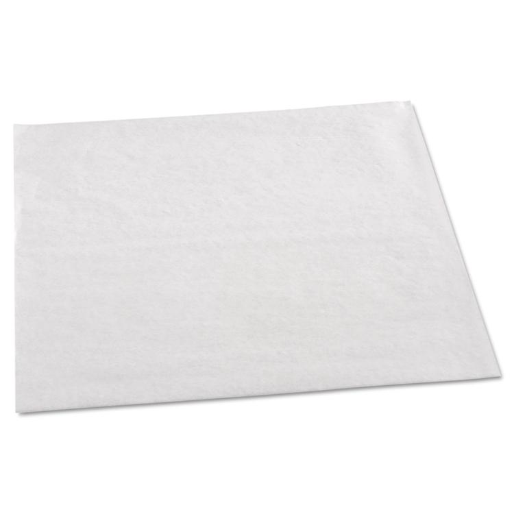 Deli Wrap Dry Waxed Paper Flat Sheets, 15 X 15, White, 1000/pack, 3 Packs/carton