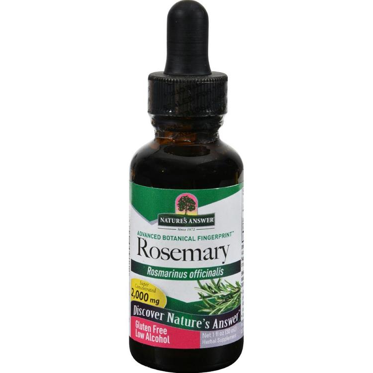 Nature's Answer - Rosemary Leaf Extract ( 2 - 1 FZ)